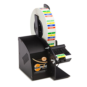 LD3000 Electric Label Dispenser for small and clear labels