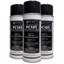 PC101 Conformal Coating for PCB Aerosol Can Spray